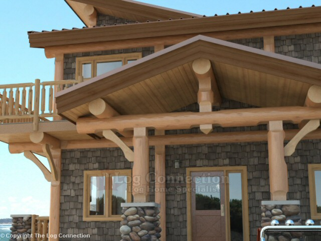 See exterior pictures on our web site
