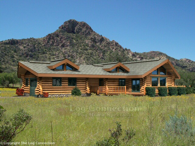 log home designers. The Tamarack picture Log Home Design by Connection