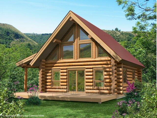 woodridge log home designthe log connection